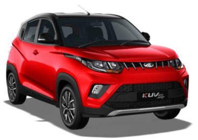 Two Tone Red & Black (K8+ Petrol Only)